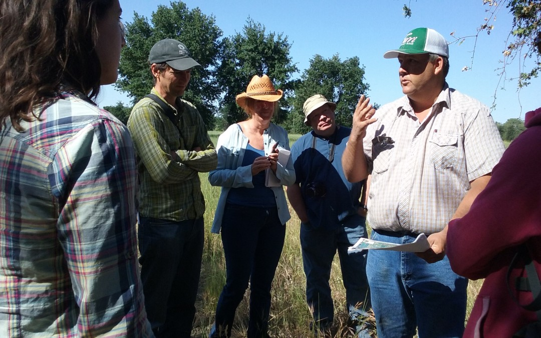 On the Ranch Conservation Tour